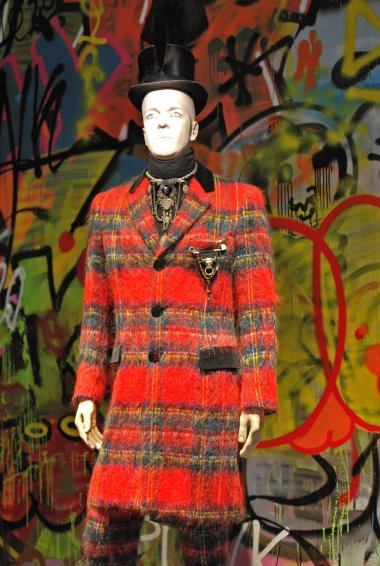 Flower Power and Skinheads collection (Fall/winter 1997-98)