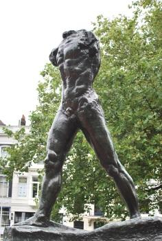 Auguste Rodin, 1905