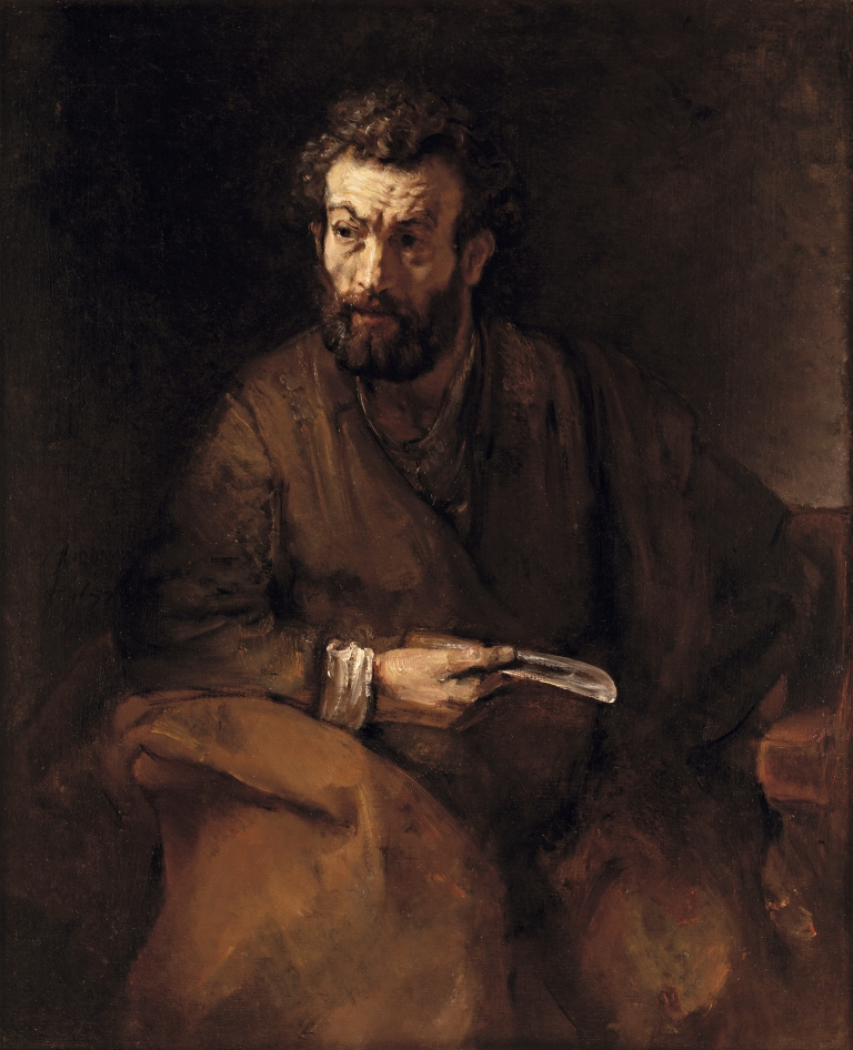 The Apostle Bartholomew, 1657